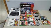 Nintendo 64 Black Console N64 w/ Accessories & Games w/ Boxes & Manuals